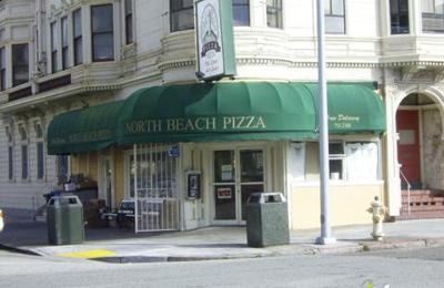 North Beach Pizza - San Francisco, CA