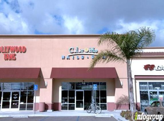 Color Nails & Spa Plus - San Diego, CA