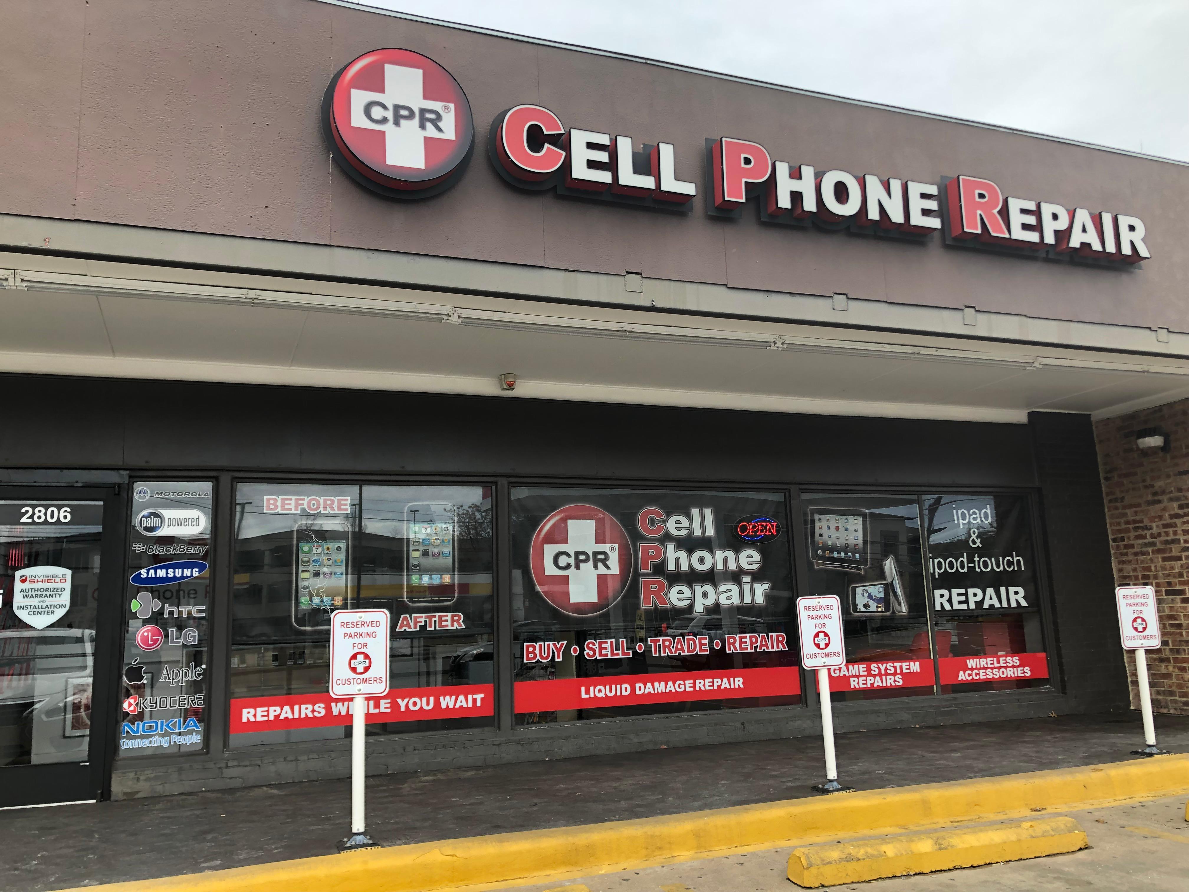 CPR Cell Phone Repair Dallas Uptown 2806 N Fitzhugh Ave, Dallas, TX