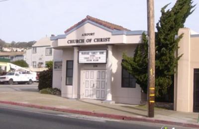 Airport Church Of Christ - South San Francisco, CA
