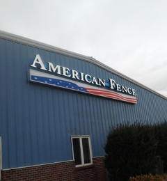 American Fence Company of Iowa - Des Moines, IA. This is American Fence Company of Iowa's new digs located at 6300 NW Beaver Drive in Johnston Iowa.  Come see us.