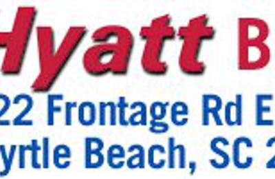 Hyatt Myrtle Beach >> Hyatt Buick Gmc 922 Frontage Rd E Myrtle Beach Sc 29577