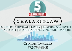 Chalaki Law - Dallas, TX