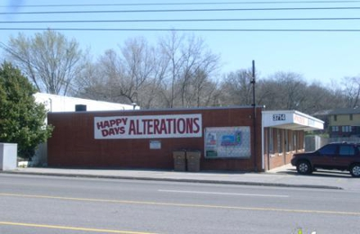 Happy Days Alterations - Nashville, TN