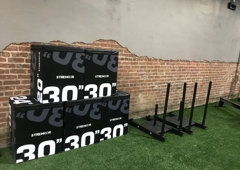 Titan Fitness And Sport P 119 S Pine St, Pineville, KY 40977