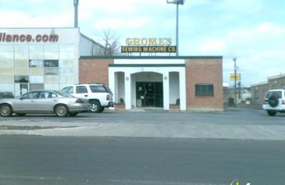 Grome's Sewing Machine Co - San Antonio, TX