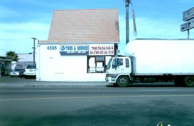 A & C Tires & Services & Repair - San Diego, CA