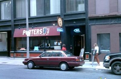 Porter's Bar & Grill - Boston, MA
