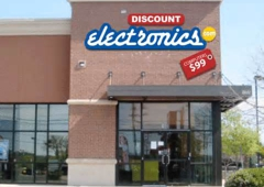 PC Outlet by Discount Electronics - San Antonio, TX