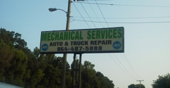 Mechanical Services Auto and Truck Repair - Gaffney, SC