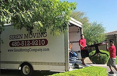 Siren Moving - Avondale, AZ