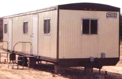 DACCO Mobile Offices/Utility Trailers - Richfield, WI