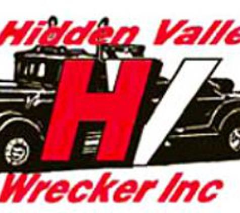Hidden Valley Wrecker - Houston, TX
