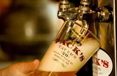 Pack's Tavern - Asheville, NC