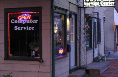 PC & Pro Audio Service Center - Middletown, PA
