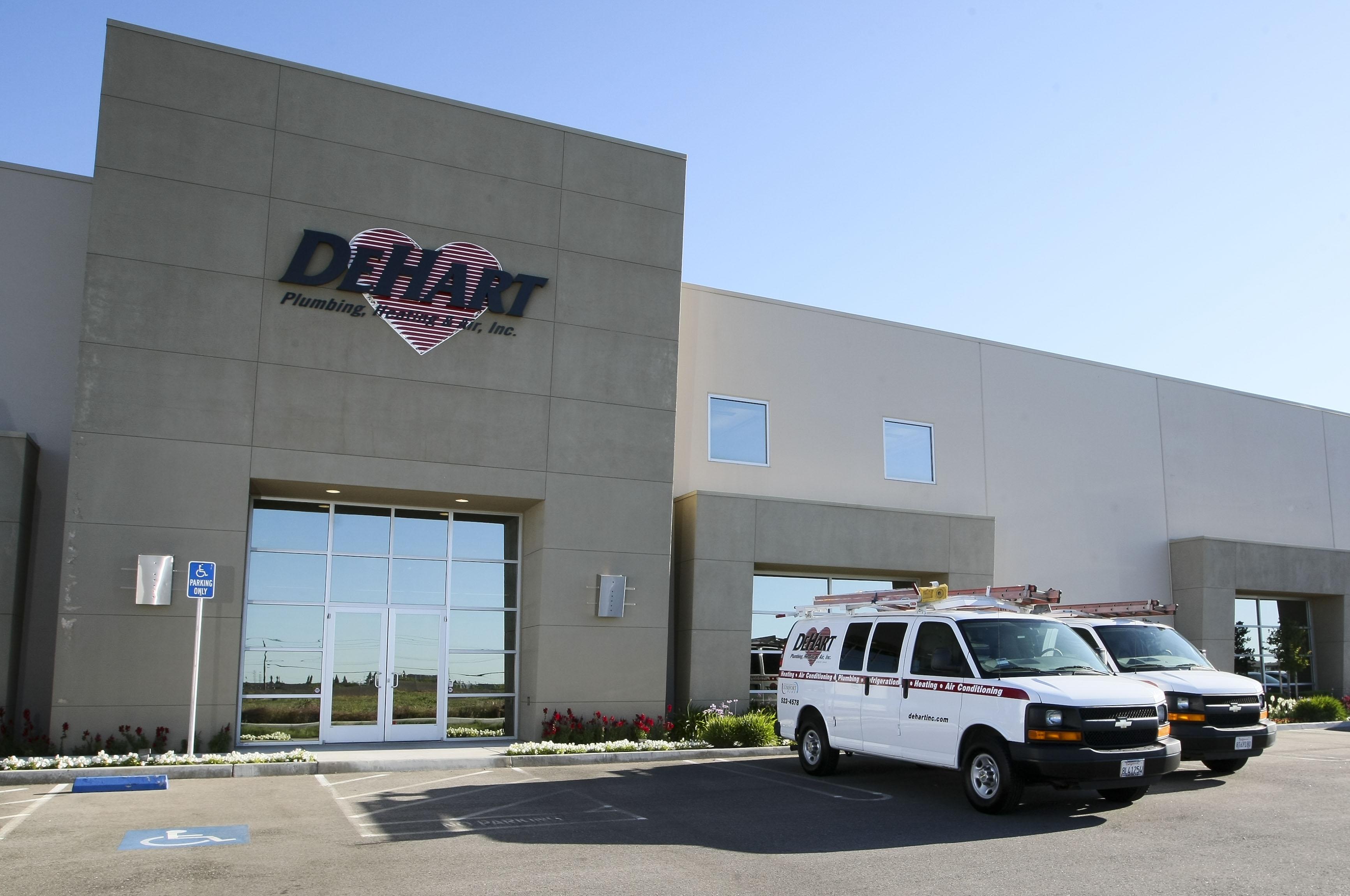 Dehart Plumbing Heating Amp Air 311 Bitritto Way Modesto