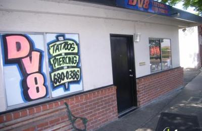 Dv8 Tattoos - Concord, CA