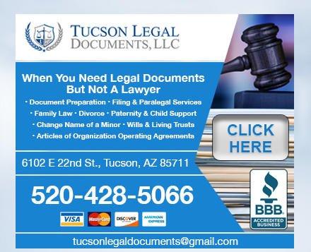 Tucson Legal Documents E Nd St Tucson AZ YPcom - Legal document preparation business