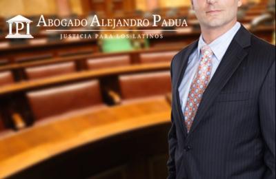 Abogado Alejandro Padua - Houston, TX