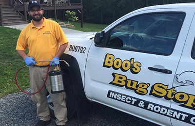 Boo's Bug Stoppers - Fombell, PA