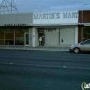 Martin's Mart Thrift Shop