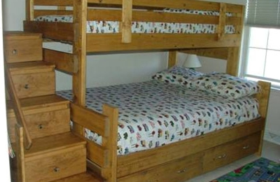 1800 Bunk Bed Atzou