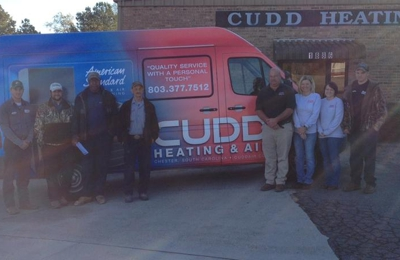 Cudd Heating & Air Conditioning Inc - Chester, SC