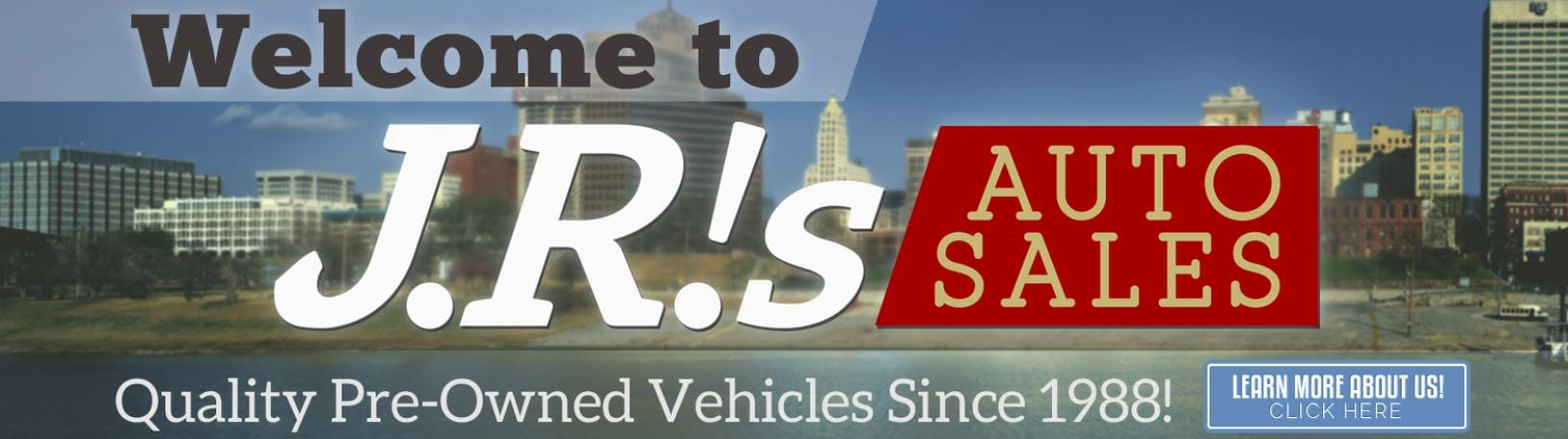 JR's Auto Sales - Memphis, TN