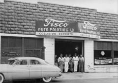 Fisco Auto Body Inc. - Franklin, WI