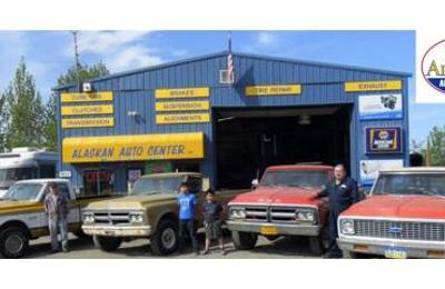 Alaskan Auto Center, LLC - Anchorage, AK