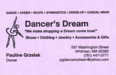 Dancer's Dream - Whitman, MA