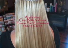 Ciao Bella And Venus Hair Extension Supply