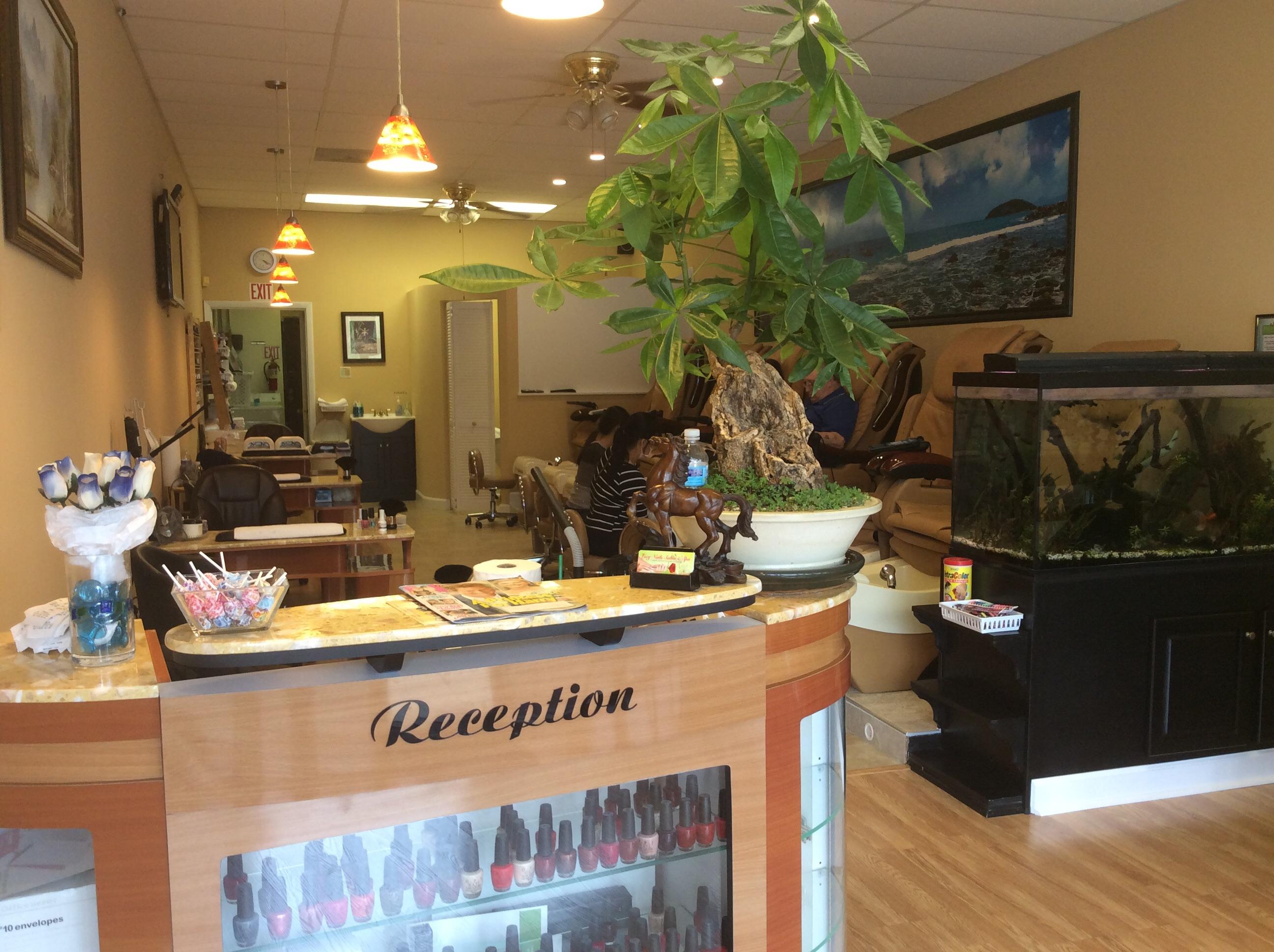 Ivey Nails Salon & Spa 10950 San Jose Blvd Ste 43, Jacksonville, FL ...