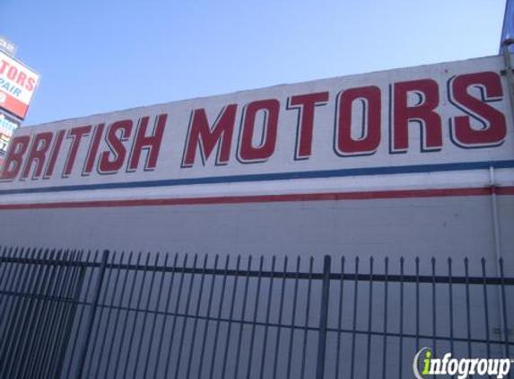 British Motors - Van Nuys, CA