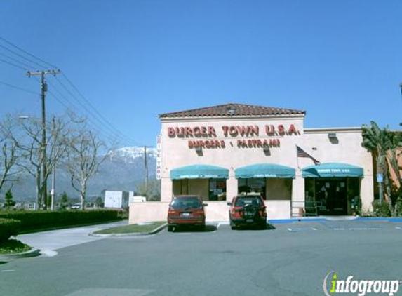 Burgertown USA - Ontario, CA