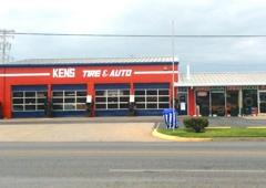Ken S Tire Auto 4601 S Pennsylvania Ave Oklahoma City Ok 73119