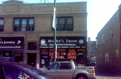 Rocky's Tacos - Chicago, IL