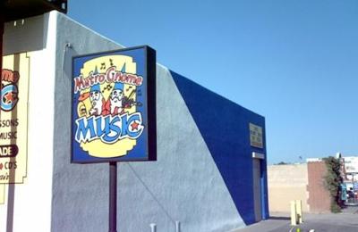 Metro Gnome Music - Tucson, AZ
