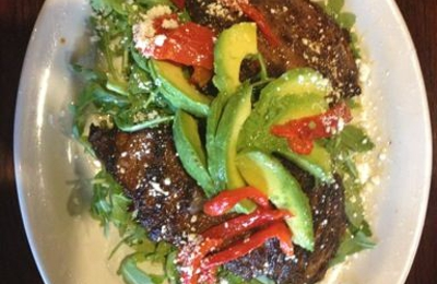 Tequilana Mexican Restaurant - Mauldin, SC. Cecina  steak salad