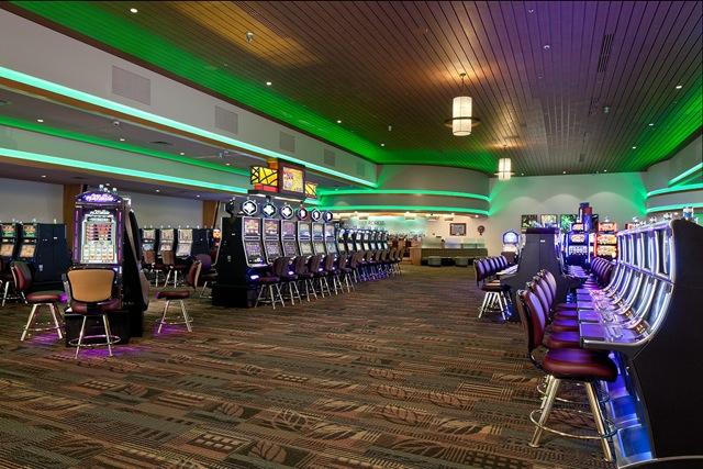 American indian casino law