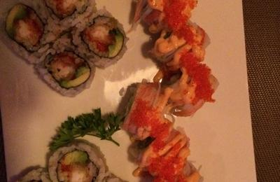 Yume - Scranton, PA. Some really good sushi caterpillar and ebi!