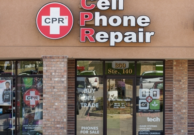 CPR Cell Phone Repair Edmond 309 S Bryant Ave Ste 140, Edmond, OK