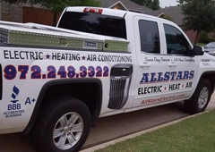 Allstars Electric Heating & Air Conditioning - Wylie, TX