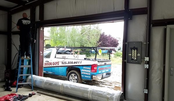 Your Garage Door Guys - Oakley, CA. comercial door install