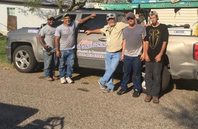Allen Air Conditioning - Rockport, TX. Best Company Ever!! Allen A/C & Electrical in Rockport, TX. allenairconditioningtx.com