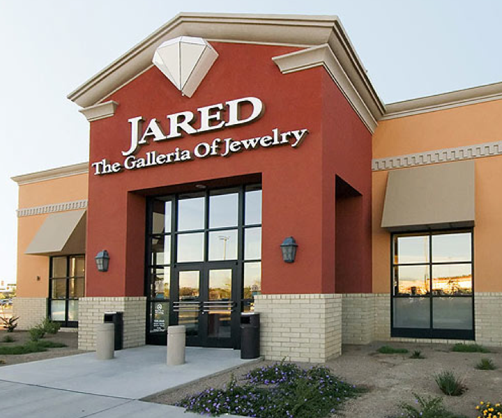 Jared The Galleria of Jewelry 2110 N Rainbow Blvd Ste 110 Las Vegas