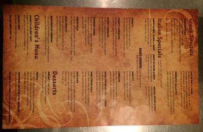 Valentina's Greek & Italian Cuisine - Blythewood, SC
