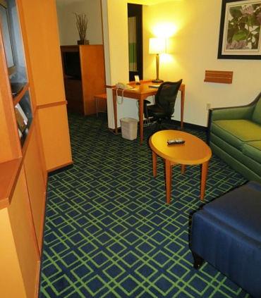 Fairfield Inn Amp Suites By Marriott Mt Vernon Rend Lake