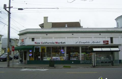 New California Food Market - San Francisco, CA
