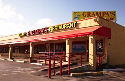 Grampa's Bakery & Restaurant - Dania, FL